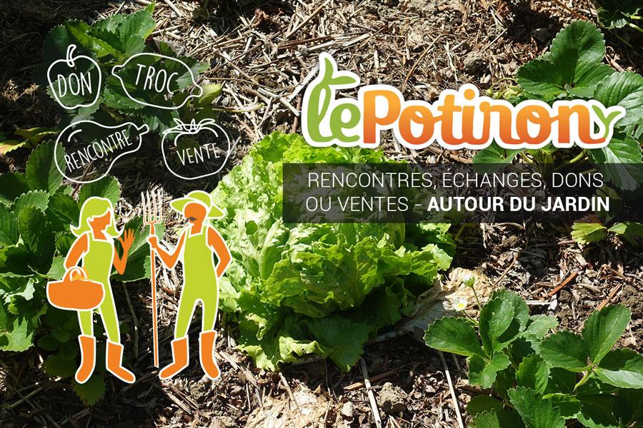 Lepotiron.fr : le site de trocs pour lutter contre le gaspillage alimentaire