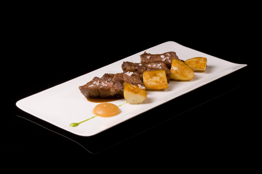 Grilled Joselito Iberian pork loin  (250 g)
