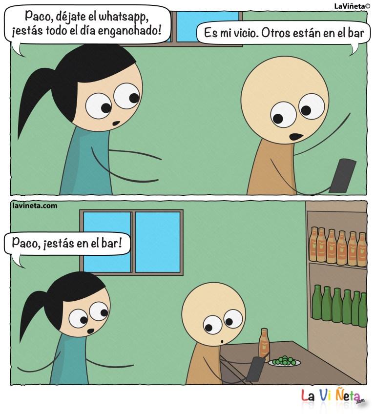 El WhatsApp