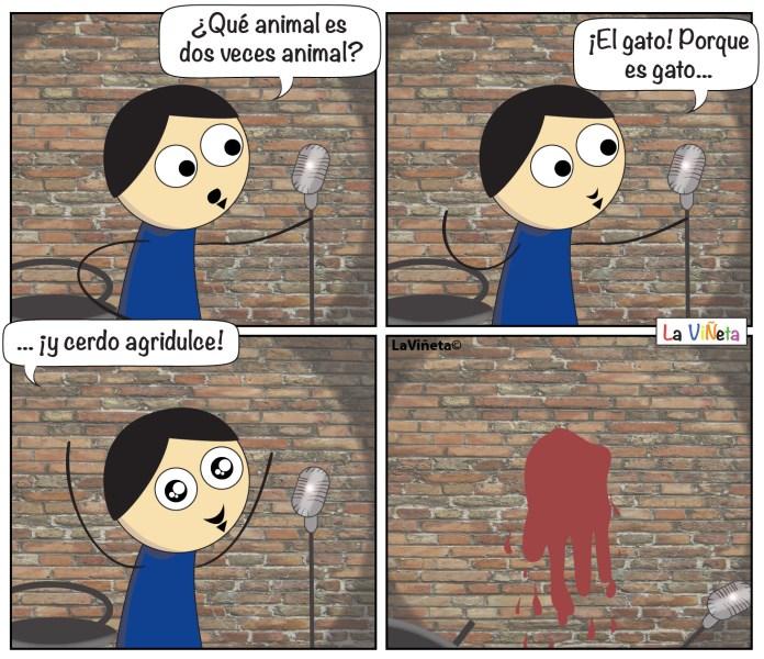 Dos veces animal