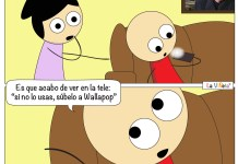 Wallapop La Viñeta Webcomic