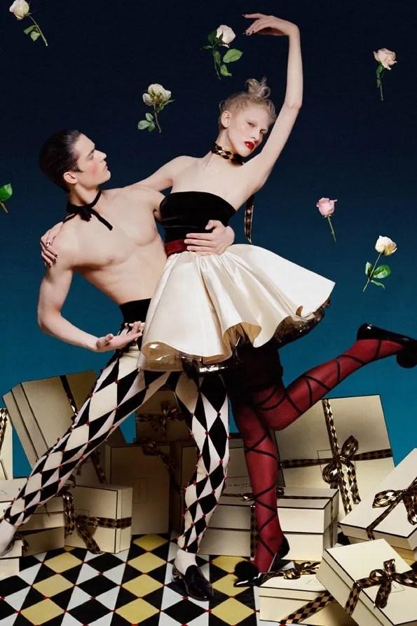 Foto campagna pubblicitaria Jo Malone London