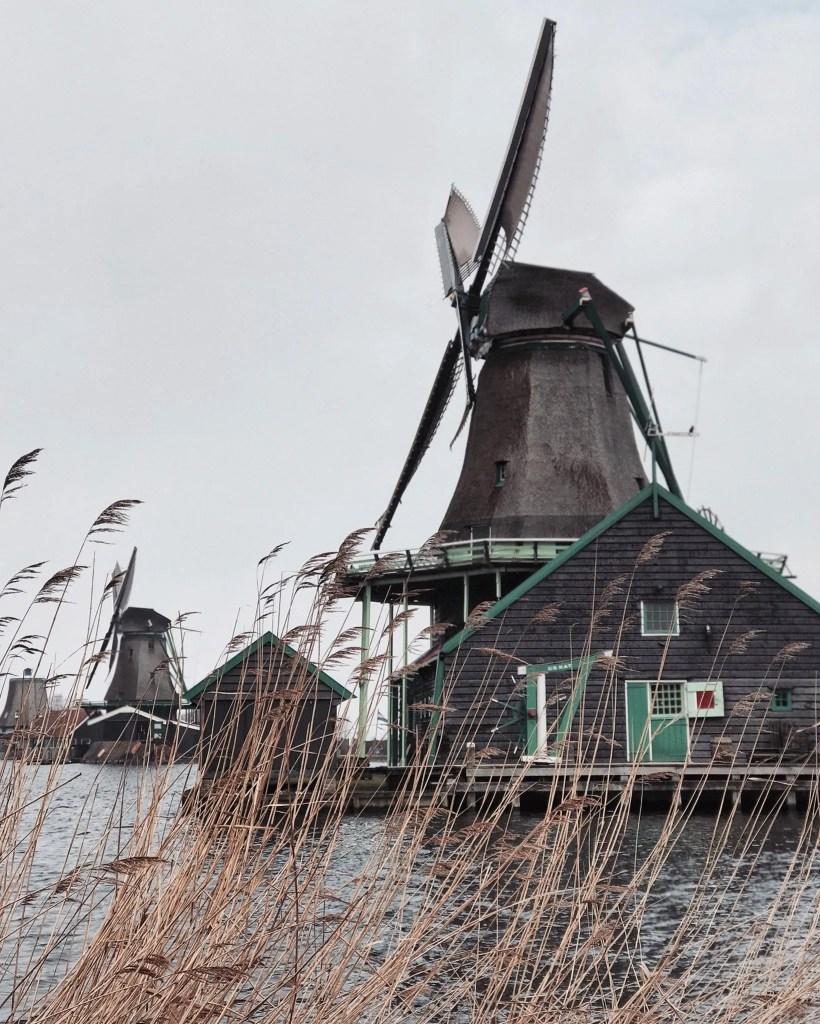 Mulini di Zaanse Schans