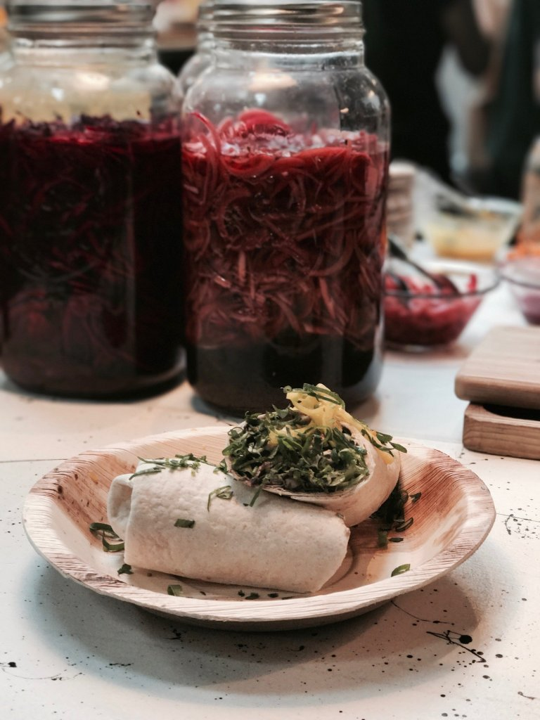 Burrito al De Hallen street food