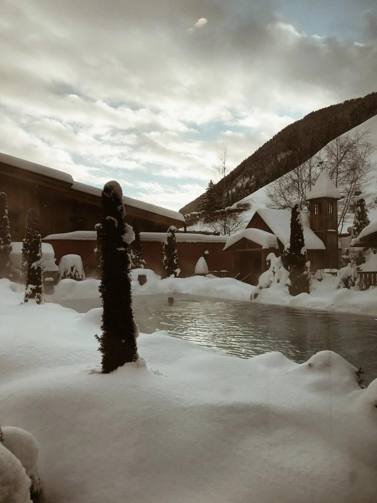 spa e welness di lusso sulle Dolomiti al Quelle Resort
