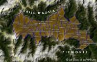 Le DOC e DOCG della Valle d'Aosta