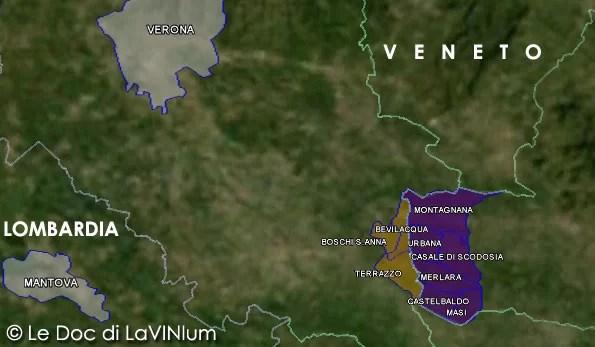 Le Doc del Veneto: Merlara
