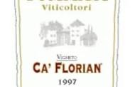 Amarone della Valpolicella Classico Ca' Florian 1997