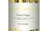 A.A. Pinot Grigio Rulander 2001