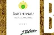 A.A. Bianco Barthenau Vigna S. Michele 2001