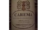 Carema Etichetta Bianca 1995