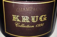Champagne Krug Collection 1990