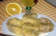 Involtini di pollo con verdure e Pinot Grigio dell'Isonzo