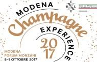 Effervescenza e leggiadria al Modena Champagne Experience 2017