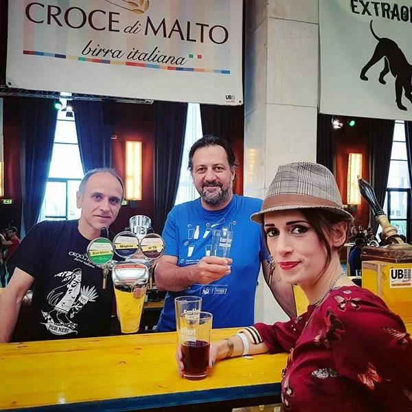 Hilary, Alessio Selvaggio e Federico Casari di Croce di Malto
