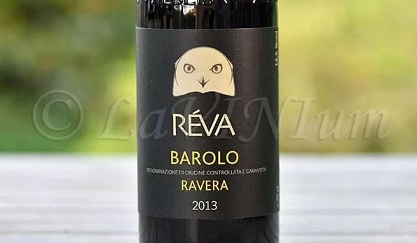 Barolo Ravera 2013 Réva