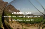 A Bardolino il 1° Simposio sul turismo enogastronomico, volano privilegiato di scambio culturale tra Italia e Russia