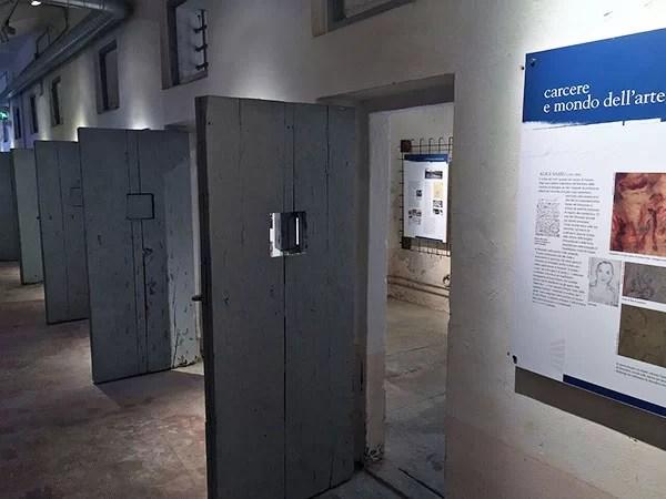 Museo della Memoria Carceraria nell'ex carcere della Castiglia a Saluzzo