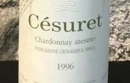 Chardonnay Césuret 1996