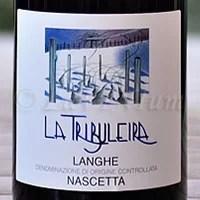 Langhe Nascetta 2016 La Tribuleira