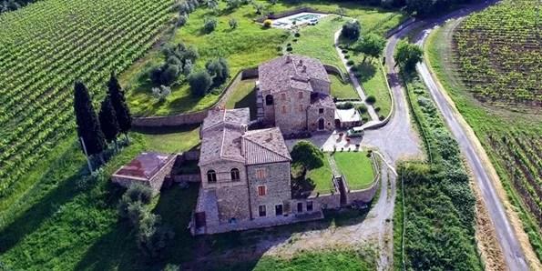 Azienda Bartoli Giusti a Montalcino