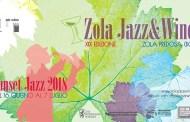 Zola Jazz&Wine dal 16 giugno al 7 luglio: quale abbinamento migliore di vino e musica?