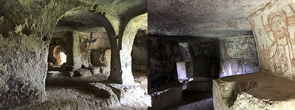 Chiesa rupestre di Santa Margherita