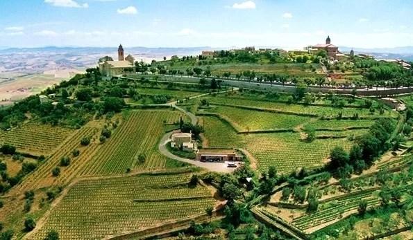 Azienda vinicola Tiezzi a Montalcino