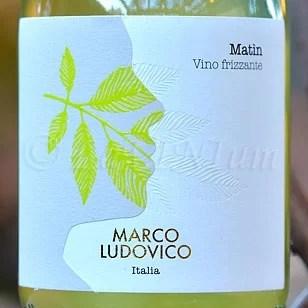 Marco Ludovico Matìn Bianco Frizzante 2017