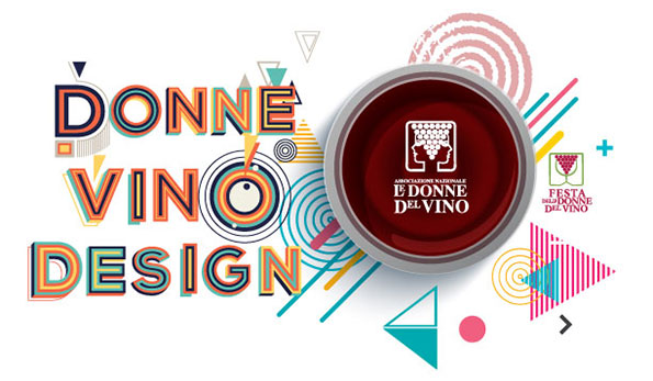 Logo Donne Vino e Design