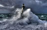 Oltrepò, un mare in tempesta! Per fortuna ci sono i fari