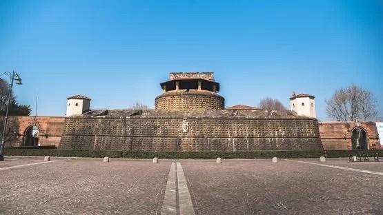 La Fortezza da Basso a Firenze