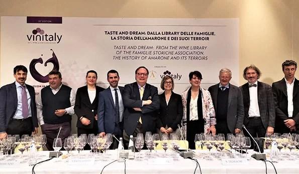 Famiglie Storiche, a Vinitaly la festa per i primi dieci anni dell'associazione