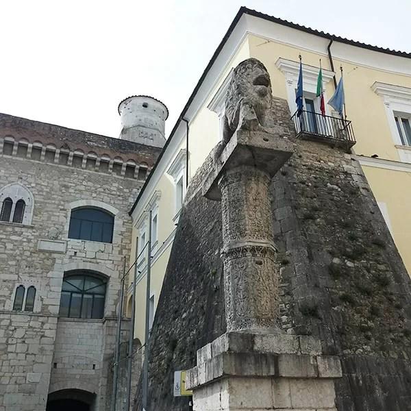 La Rocca dei Rettori a Benevento