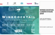 WineCocktail Competition 2019: Vino e miscelazione, un binomio vincente