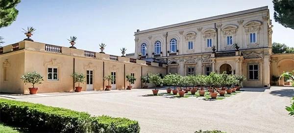 Villa Aurelia a Roma