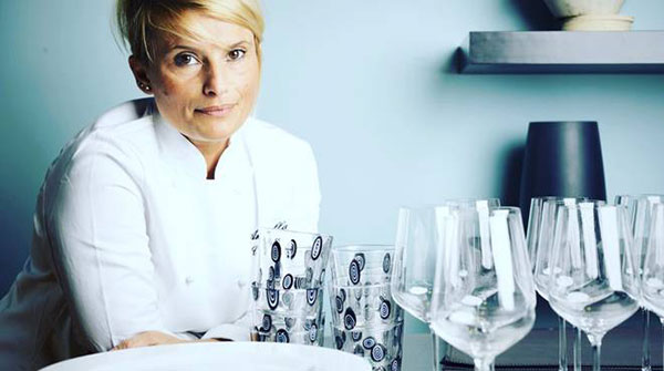 Chef Antonella Coppola