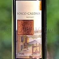 Sannio Rosso Bosco Caldaia Riserva 2011 Antica Masseria Venditti