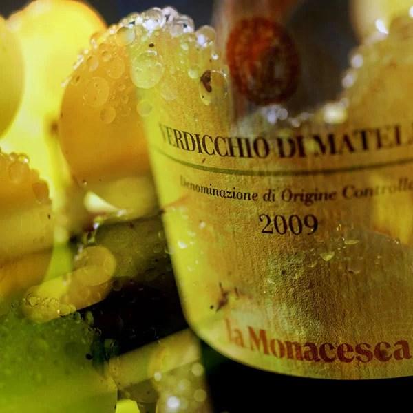 Verdicchio di Matelica 2009 La Monacesca