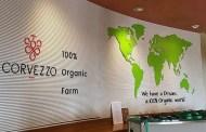 Corvezzo Organic Farm: Prosecco e Pinot grigio a tutto bio