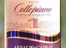 Montefalco Sagrantino Collepiano 2014