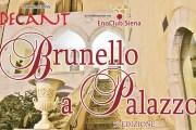 Brunello a Palazzo 2019: il re dei vini toscani scende al sud e si ferma a Fondi
