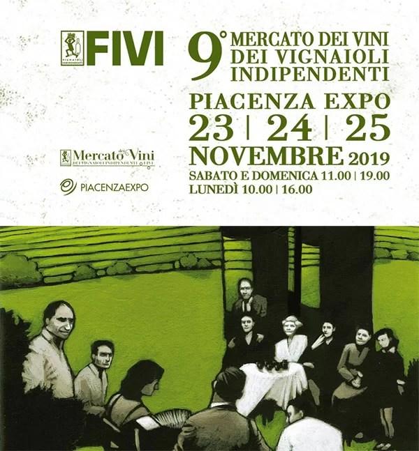 Locandina Mercato FIVI 2019