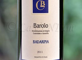Barolo Badarina 2011