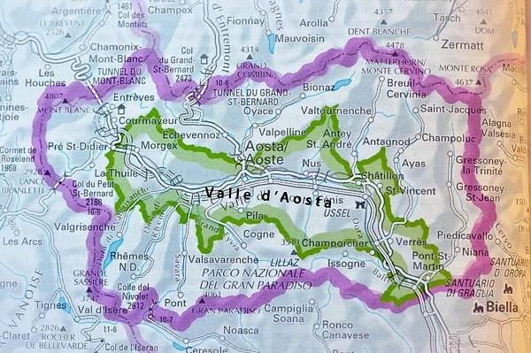 Guida Oro I Vini di Veronelli 2020 - Valle d'Aosta