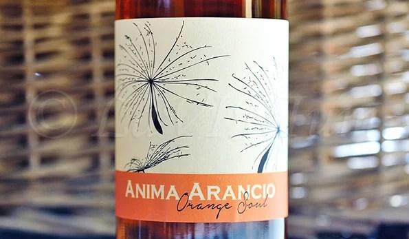 Anima Arancio, l'Arneis macerato di Claudio Fenocchio