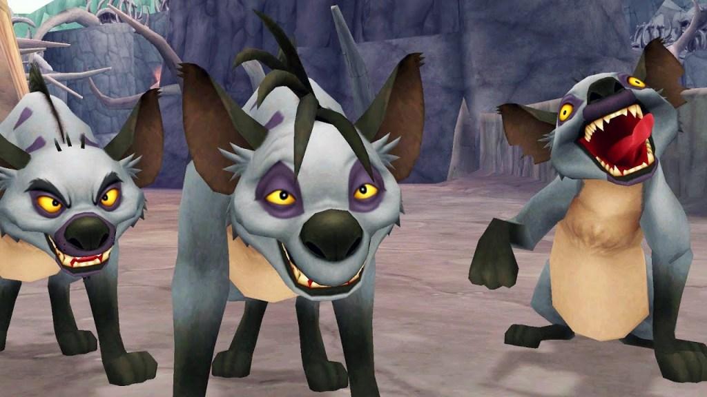 Les hyènes sont lâchées