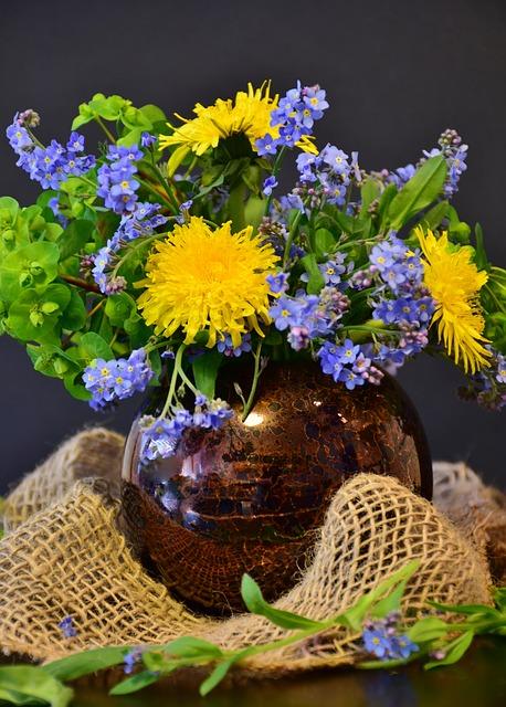 comment faire des arrangements floraux frais dans un seau fiche pratique sur lavise fr