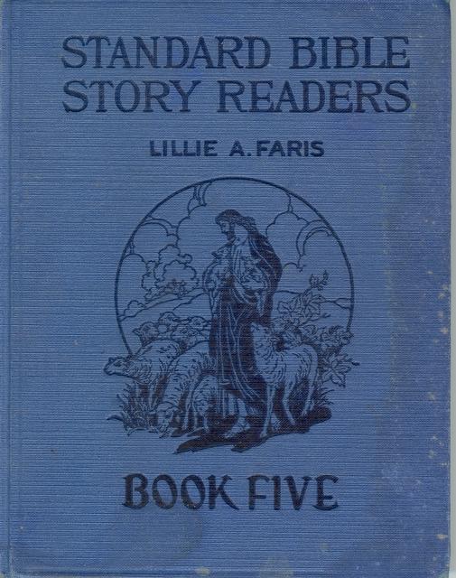 Standard Bible Story Readers - Book Five