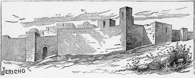 The City of Jericho  Joshua 2:1